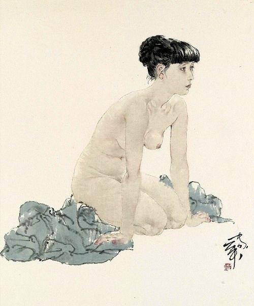 Gaze - He Jiaying