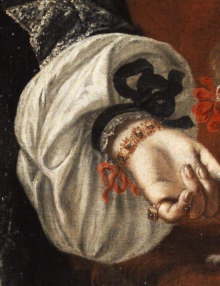 Portrait of a Lady by Pier Francesco Cittadini