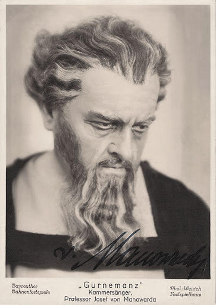 Josef von Manowarda  1939