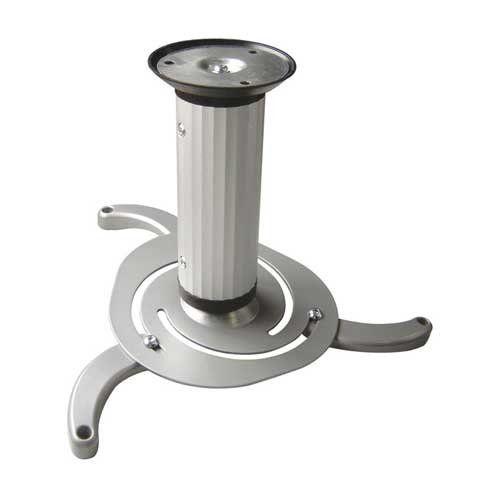 TooQ PJ1010TN-S - Soporte giratorio e inclinable para proyector, plata