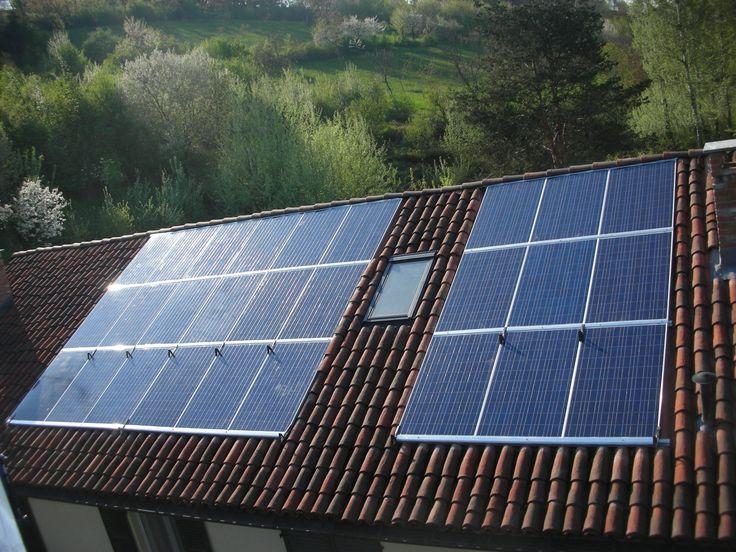 Impianto fotovoltaico da 6 kW ad Asti