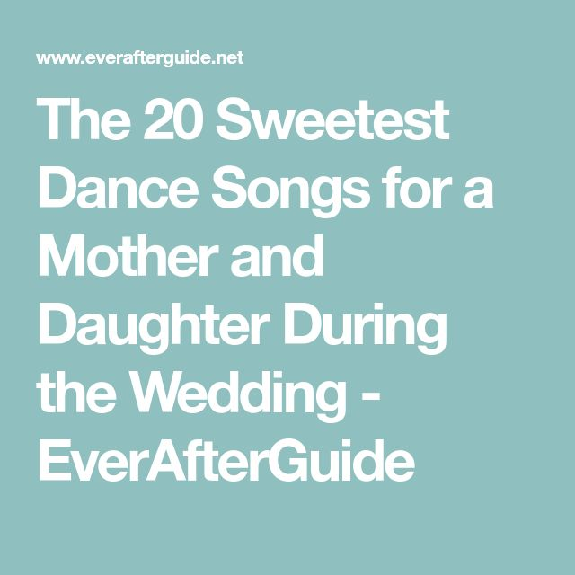 Mother Son Dance Songs 2017: Best 25+ Mother Daughter Songs Ideas On Pinterest