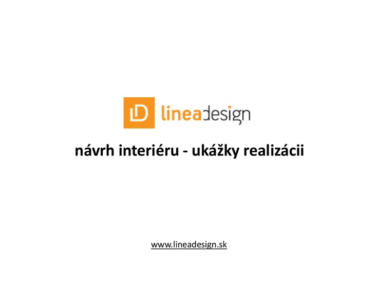 lineadesign-18616809 by lineadesign via Slideshare