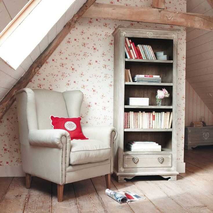 1000 id es sur le th me biblioth que shabby chic sur pinterest biblioth que - Bibliotheque maison du monde occasion ...