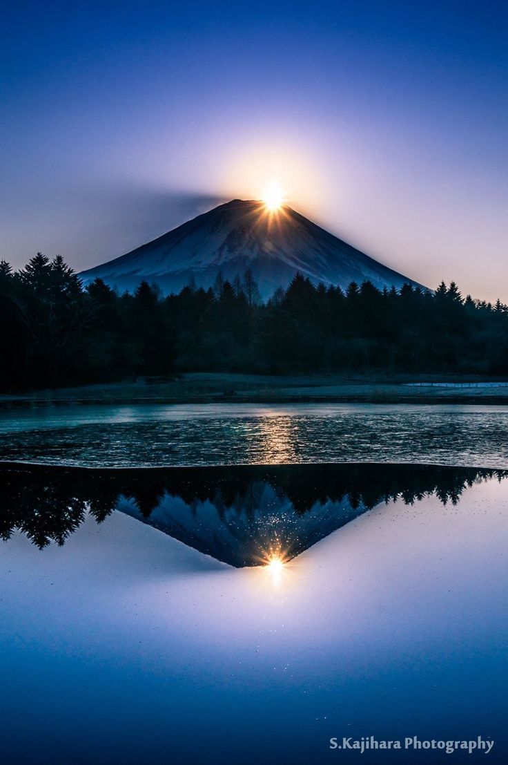 April 7, 2015: Again, when a wicked man turns away from the wickedness which he committed, and does what is lawful and right, he preserves himself alive. [Ezekiel 18:27] (photo: Mt. Fuji, Japan)