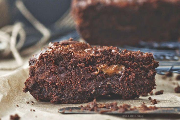 muffinkarnia: Słodko-słone brownie