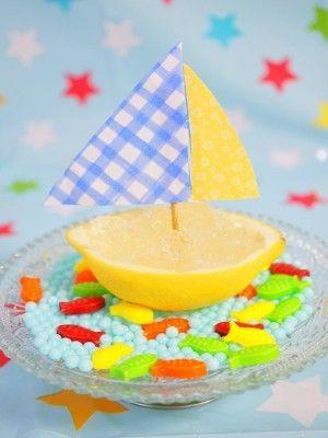 lemon jelly boat!