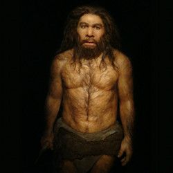 Recherche d'homme préhistorique