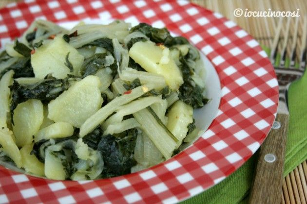 patate fagilini e bieta - Cerca con Google