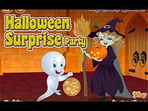 baby hazel halloween surprise party games for baby girls & kids