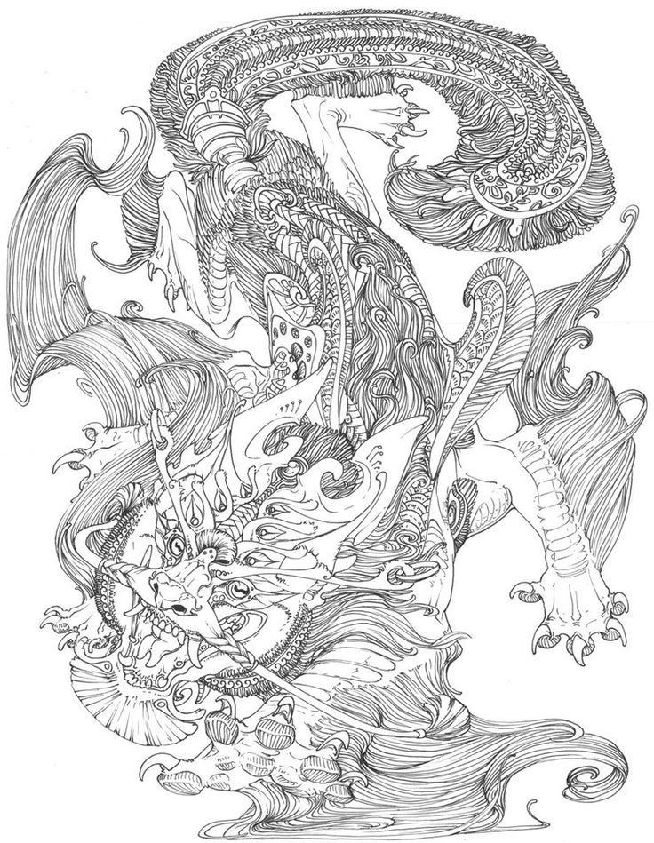 403 Forbidden Coloring Pages Dog Coloring Page Dragon Coloring Page