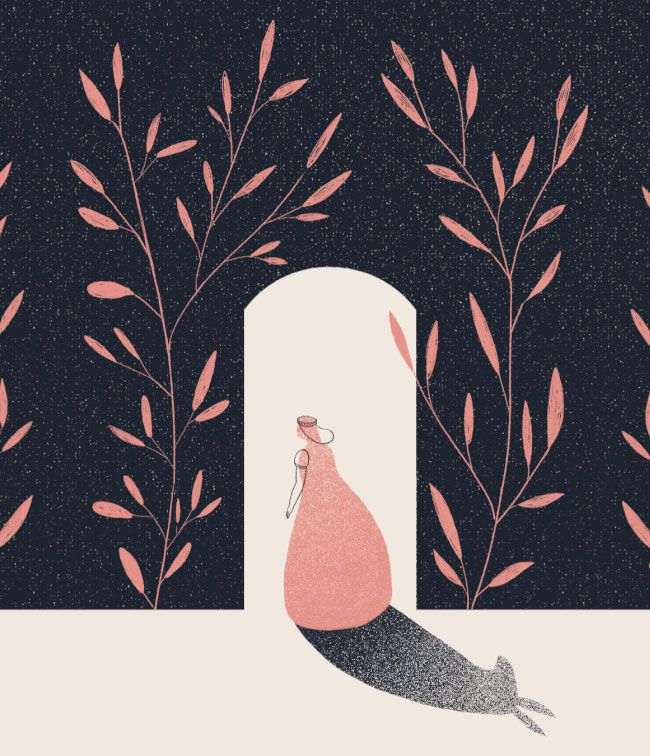Gorgeous Book Illustrations by Sandra Rilova