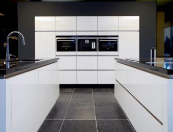 Greeploos - Referentiekeuken - keukenstudio Regio Oost Rijssen