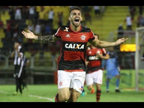 Melhores Momentos - Resende 0 x 1 Flamengo - Campeonato Carioca (18/03/2...
