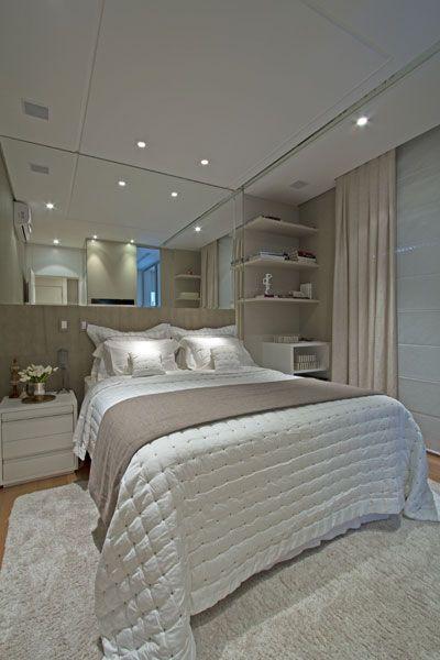 Decoração de apartamento valoriza iluminação e móveis tradicionais - Decoração…