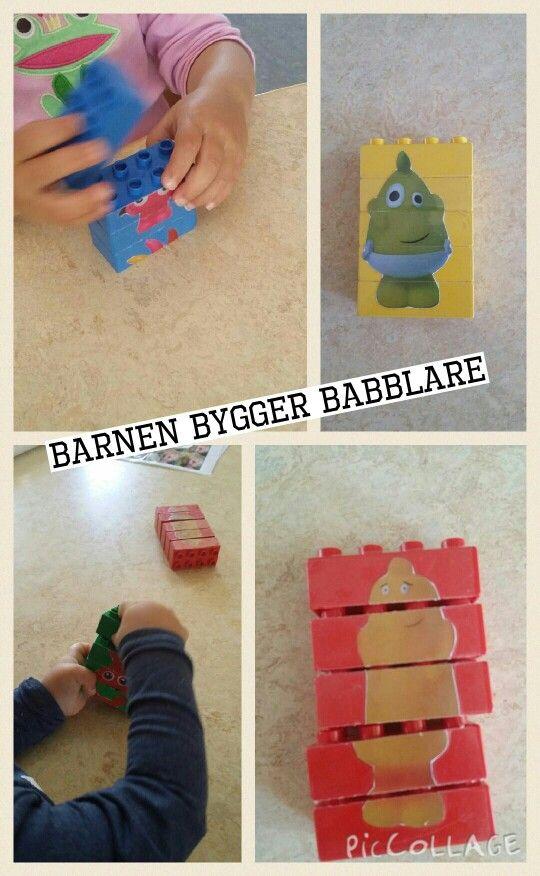 Att bygga en Babblare