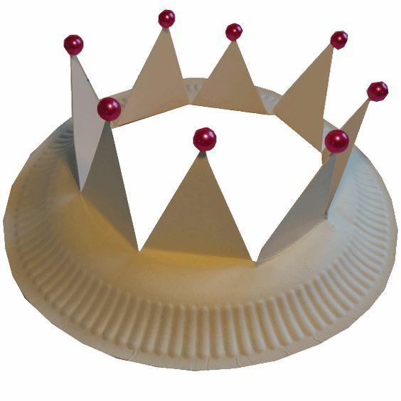 10x Kroon knutselen voor Driekoningen of Koningsdag - Mamaliefde.nl