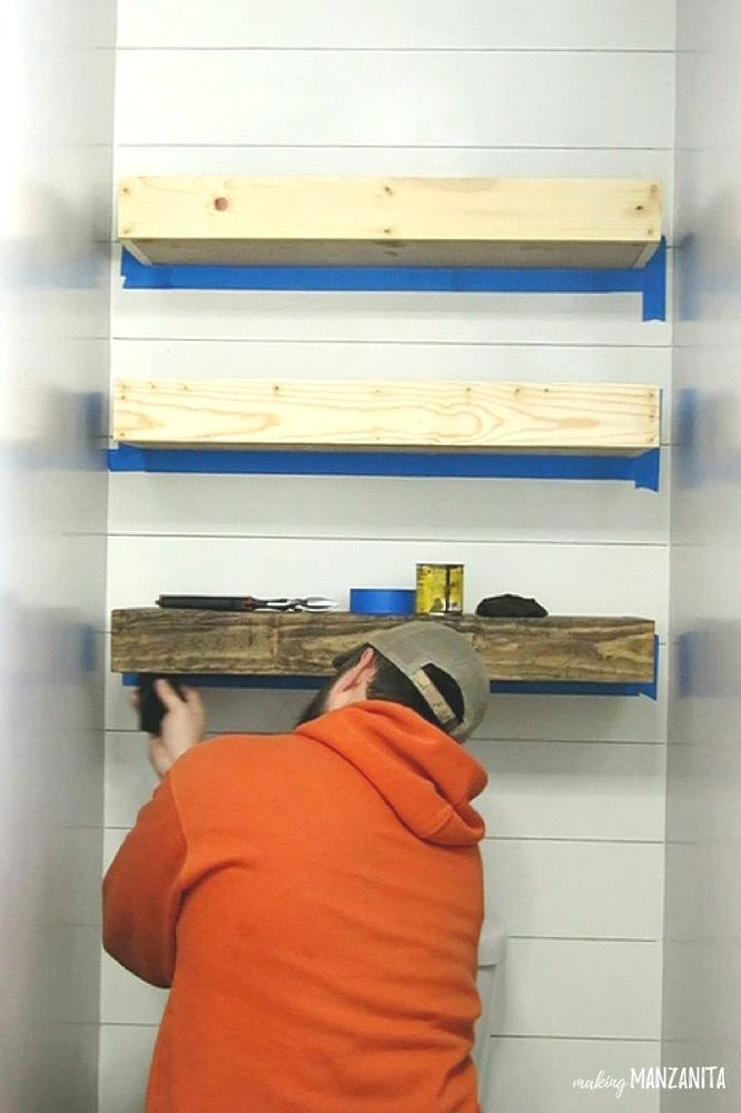 Fas Built Floating Radiused Under Lit Sauna Benches: 25+ Best Ideas About Floating Shelves On Pinterest