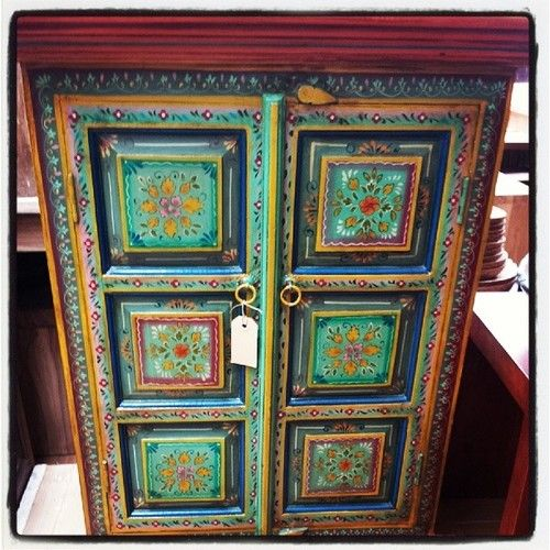 India #Bohemian #furniture