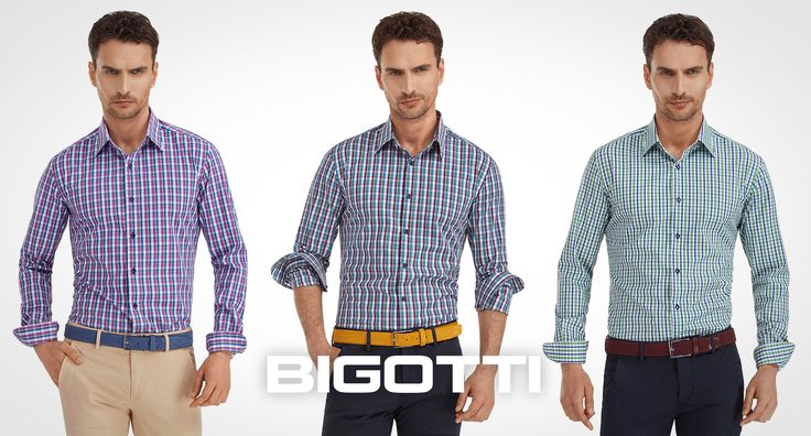#Explore the #versatility of the #plaid #shirts for your #everyday #looks! www.bigotti.ro #mensfashion #camasi #carouri #followus #Bigottiromania #moda #barbati #casual #smartcasual #stylingtips #casualvive #outfits #tinute #menswardrobe #wardrobe #staple