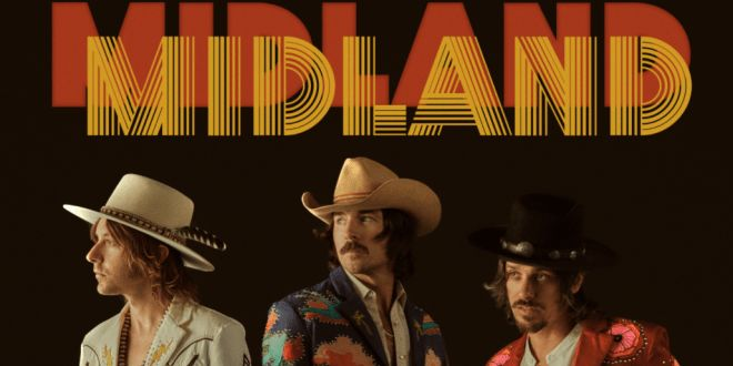 MIDLAND'S 'On The Rocks' Earns No. 1 Spot on Billboard's Top Country Album Sales Charts – Music Mayhem Magazine