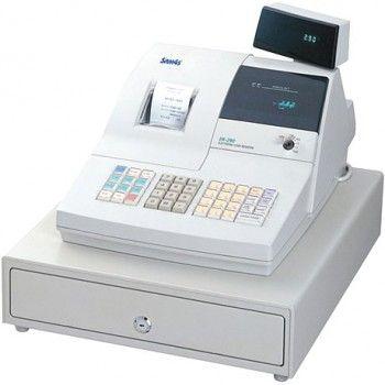SAM4S ER290 Basic Cash Register with Numeric Printer
