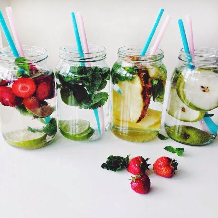 Sylwia Gaczorek: Woda z owocami