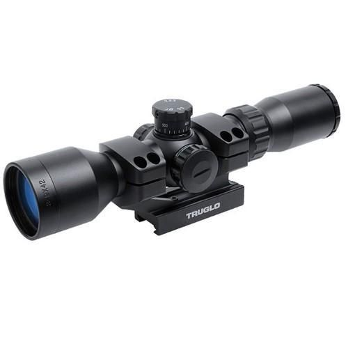 TruGlo 3-9x42 IR Tactical Scope 30mm Tube TG8539TL
