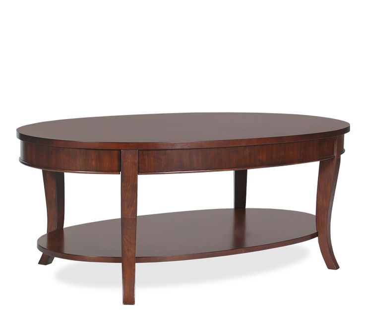 Oval Coffee Table Design: WoodWorking Projects & Plans