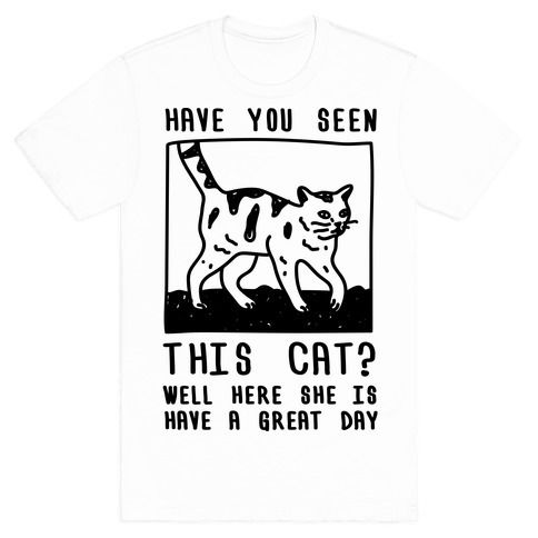 291 best Cats images on Pinterest T shirts, Boot socks and Cat - make missing poster