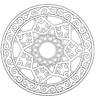 find this pin and more on fill in the blank free printable mandalas coloring pages adults - Fill In Coloring Pages
