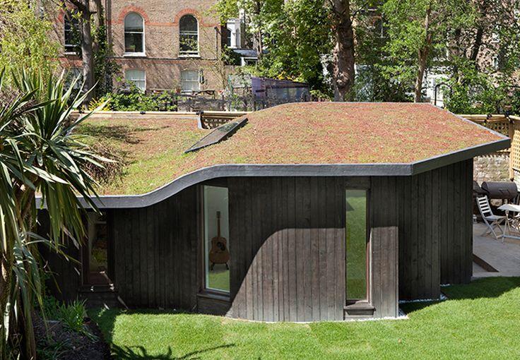 Garden room, Garden Studio Architecture Design Highbury N5