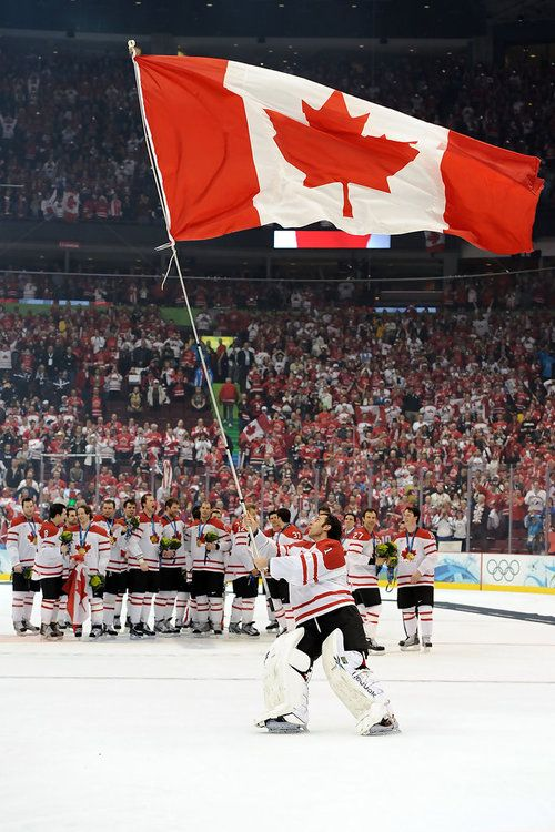 Team Canada Olympic Gold 2010