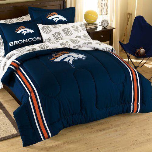 Nfl Denver Broncos Bedding Set By Northwest Http Www