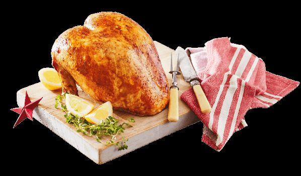 Turkey Breast Buffet 3kg