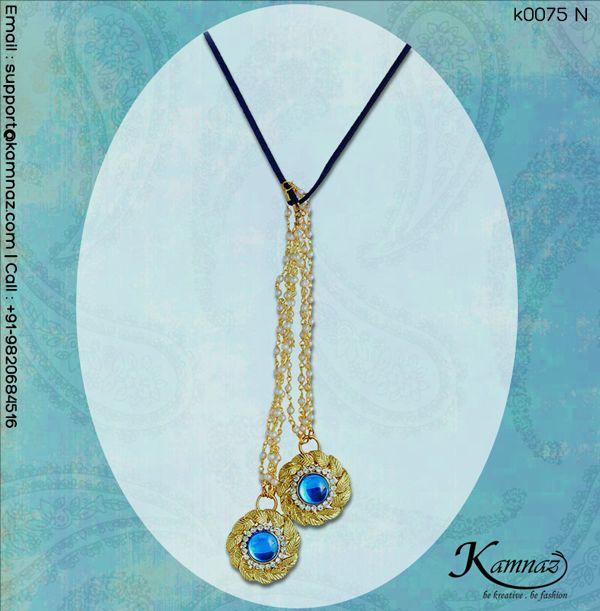 #KamnazJewellery Chic Necklace from Kamnaz for prices contact support@kamnaz.com   +91-9820684516 #necklace #ecommerce #chic #jewellery #handmadejewellery #indochicjewellery #designerjewellery #fashionjewellery #jewelry #mumbai #fashion #exclusive #casual #lightweight #kamnaz #accessory #women #instafashion #instalook #handmade