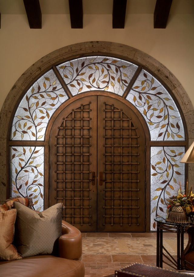 1000 Ideas About Arched Doors On Pinterest Black