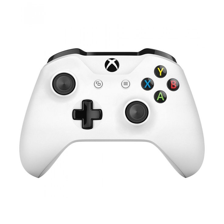 Microsoft Wireless Controller Xbox Blanco para Xbox One; equípate con el control inalámbrico edición especial Lunar White: con gatillos de impulso color dorado y capa de goma anti-derrapante para un mejor control de tu juego y una mayor comodidad. Los gat