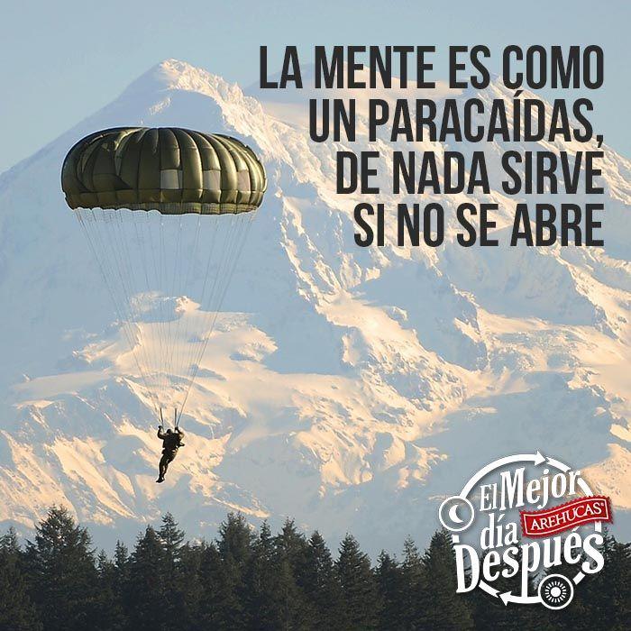 ¡Abre tu mente y a volar! www.mejordiadespues.com #arehucas #mejordiadespues