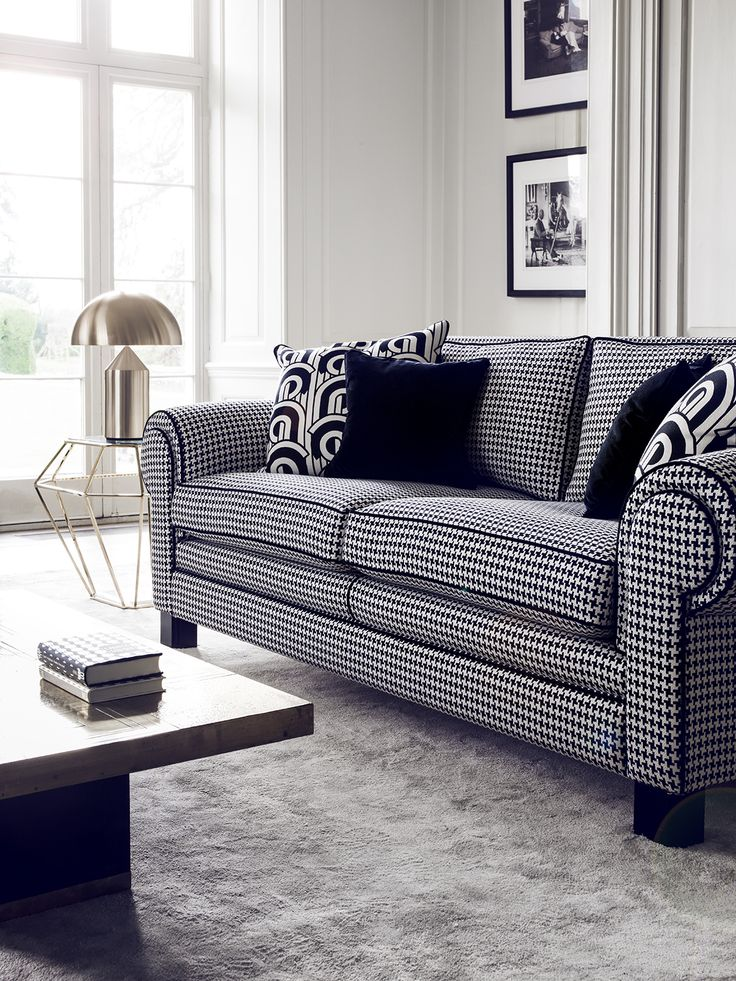 Coco Large Sofa expertly manufactured by British brand and - das modulare ledersofa heart formenti
