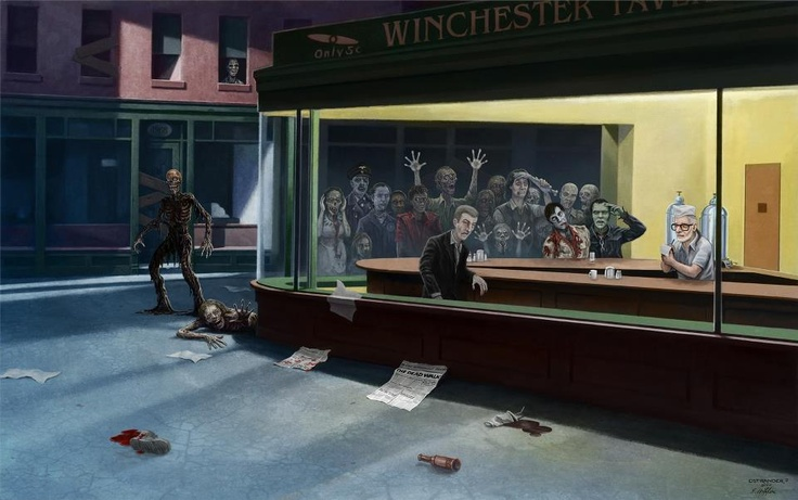 Why Is The Painting Nighthawks So Famous