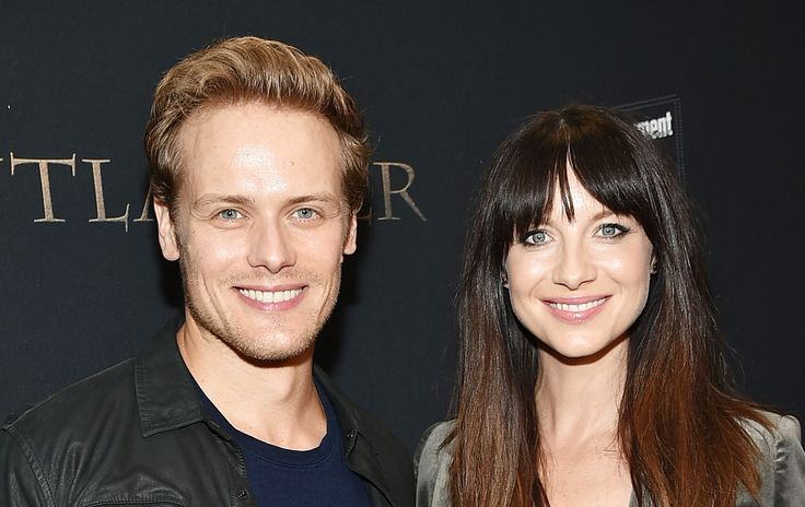 Sam Heughan & Caitriona Balfe React to X-Rated 'Outlander' Subtitle Mishap! - Here's what Sam and Caitriona tweeted after fans made them aware of the mishap...
