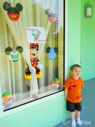 69 best Disney: Resorts Window decor images on Pinterest ...