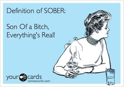 Definition Of SOBER, Click the link to view today's funniest pictures!