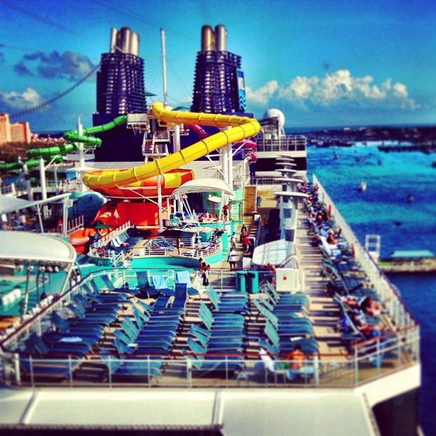 Norwegian Epic Photo by norwegiancruiseline