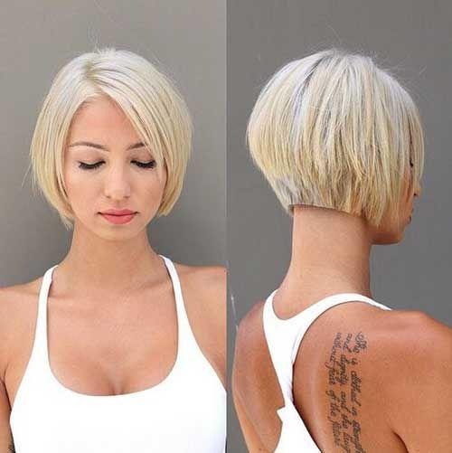 25 New Female Short Haircuts | http://www.short-haircut.com/25-new-female-short-haircuts.html