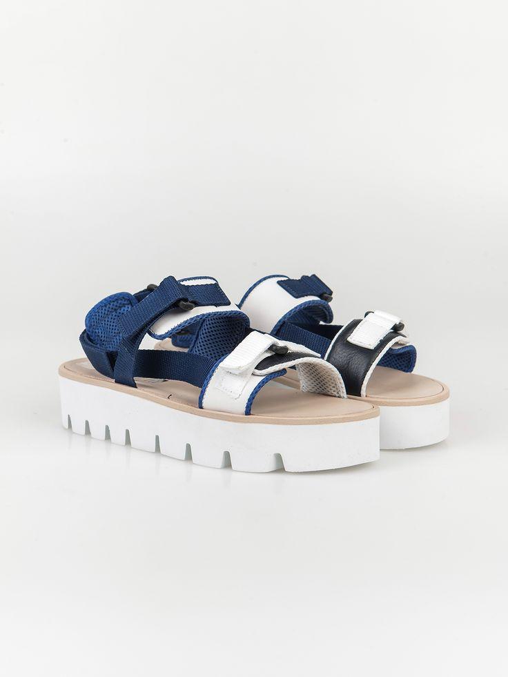 MSGM , Multistrap Sandalet #shopigo#shopigono17#shoponline#womenswear#sneakers#MSGM