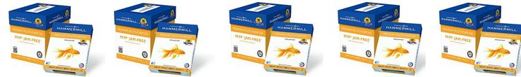 Hammermill Paper, Premium Multi-Purpose Poly Wrap, 24 lb, 8.5 x 11, Letter, 97 Bright, 2500 Sheets / 5 Ream Case (105810C) Made In The USA (5 CASES)