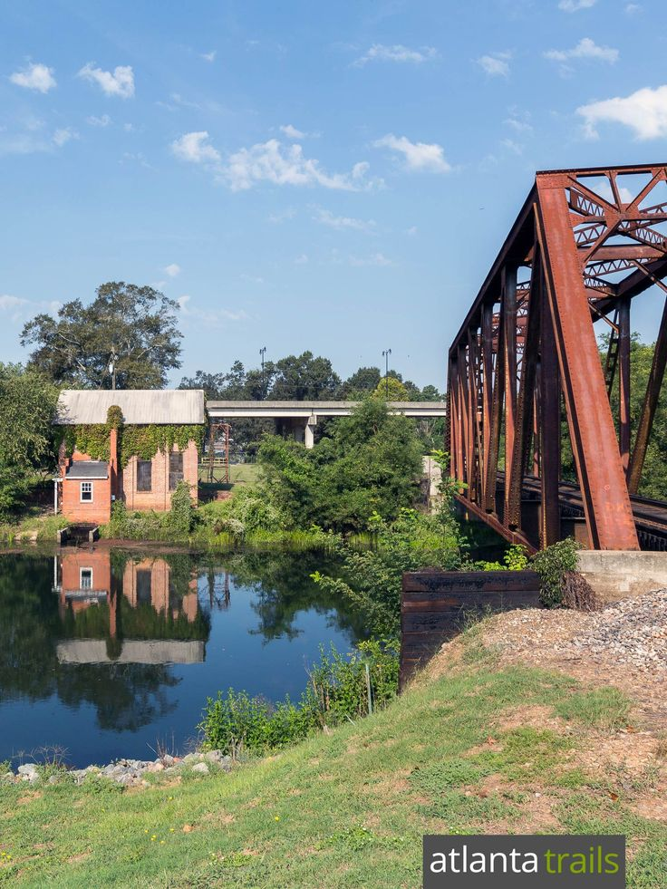 Explore Augusta's history on the Augusta Canal, running or bikigng the Towpath Trail to beautiful views of the canal and Savannah River