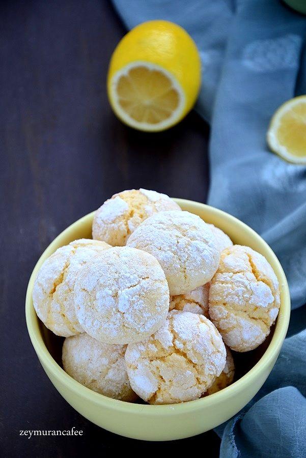 limonlu 12 çatlak kurabiye tarifi